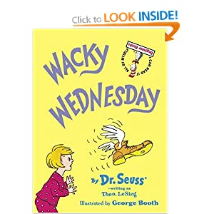 Wacky Wednesday Dr. Seuss Wacky Wednesday: Amazo...