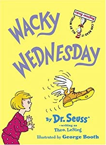 Cover of &quot;Wacky Wednesday (Beginner Books...
