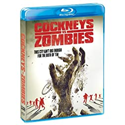 Cockneys Vs. Zombies (BluRay/Digital Copy) [Blu-ray]