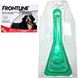 Frontline Plus-xl Dogs 89-132 Lbs- 1 Month Application