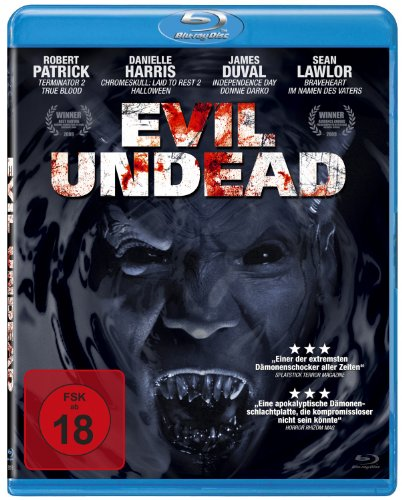 Evil Undead [Blu-ray]
