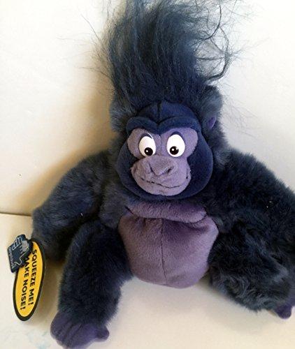 Plush disney tarzan terk baby gorilla 10 makes gorilla import it all - Tarzan gorille ...