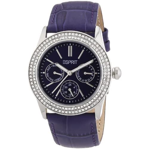 Esprit-Womens-Peony-Analogue-Quartz-Watch-ES103822003