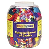 Colossal Barrel of Crafts� ~ Chenille Kraft