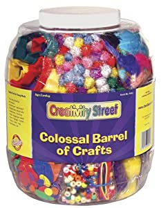 Colossal Barrel of Crafts®