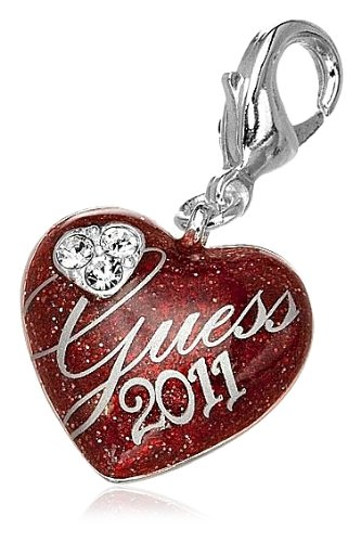 Guess Damen-Anhänger 2011 Guess Herzform UBC11107 thumbnail