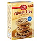 Betty Crocker Gluten Free Cookie Mix Chocolate Chip 19 Oz 4 Packs