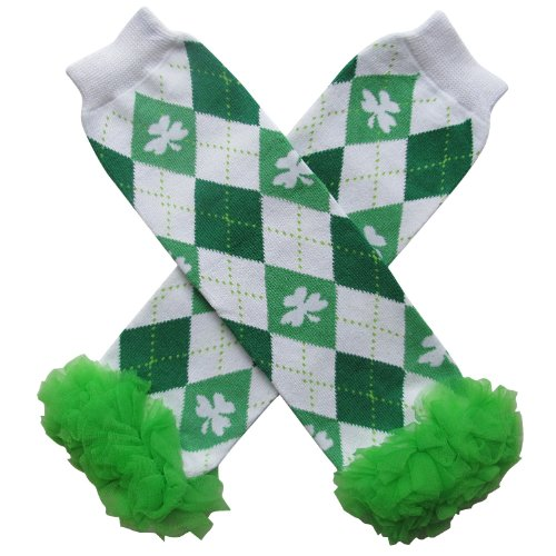 St Patricks Day Baby Outfit front-1054909