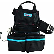 Channellock 5 Pocket Framer's Nail and Tool Bag-5PKT NAIL AND TOOL BAG