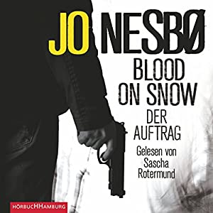Blood on Snow Hörbuch