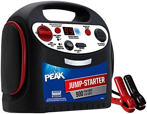 Peak PKC0AZ 900-Amp Jump Starter (Peak Performance Jump Starter compare prices)