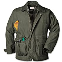 Hot Sale Filson Tin Cloth Field Jacket - Style #10003 (Otter Green - Medium)