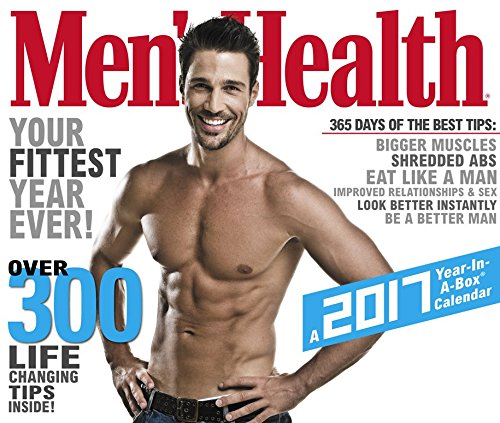 Men's Health Year-In-A-Box Calendar (2017)