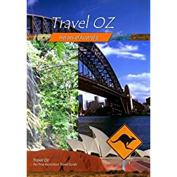 Travel Oz  Heroes of Australia