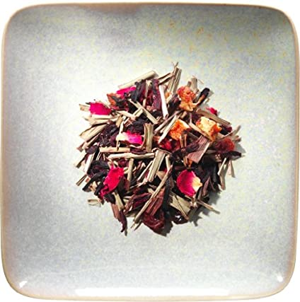 Tea of the Week: Wild Raspberry Hibiscus Herbal Tea