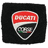 Ducati NEW Corse Black Clutch Reservoir Sock Cover Fits 748, 749, 848, 848 Evo, 916, 996, 998, 999, 1098, 1198, ST2, ST3, ST4, Streetfighter, Hypermotard, Multistrada, Monster 1100