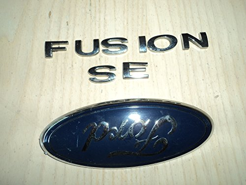 2010 Ford Fusion Se V6 Rear Trunk Badge 9e53-402a16-aa Emblem Logo Nameplate Decal Set of (Ford Fusion Trunk Emblem compare prices)