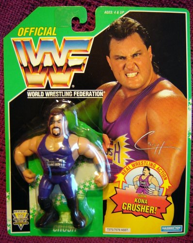 WWF Hasbro CRUSH Wrestling Action Figure on Green Card WWE WCW ECW - Buy WWF Hasbro CRUSH Wrestling Action Figure on Green Card WWE WCW ECW - Purchase WWF Hasbro CRUSH Wrestling Action Figure on Green Card WWE WCW ECW (Hasbro, Toys & Games,Categories,Action Figures,Playsets)