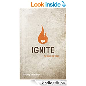 NKJV Ignite: The Bible for Teens (Signature)