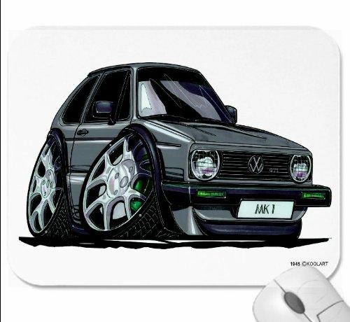 Buy Volkswagen: How To Buy VOLKSWAGEN VW GOLF MK1Koolart (PERSONALISED