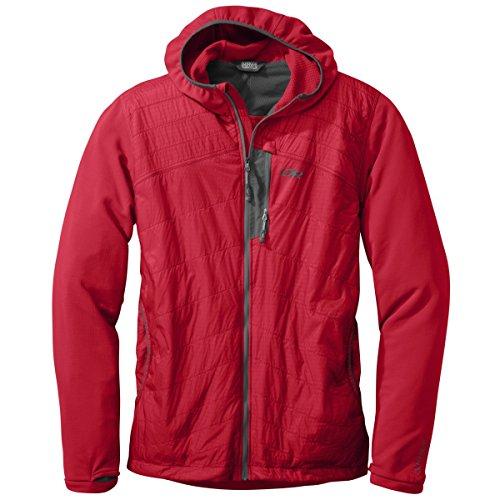 outdoor-research-giacca-funzionale-da-uomo-con-cappuccio-men-s-deviat-uomo-hot-sauce-charcoal-xl
