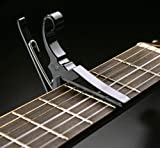Kyser 6 String Capo - Black