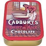 Tin Tobacco Tin Collectors: Cadbury's (Girl Pouring Milk)