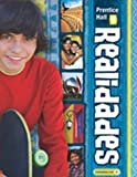REALIDADES COMMUNICATION WORKBOOK WITH TEST PREP (WRITING AUDIO VIDEO   ACTIVITIES) LEVEL B COPYRIGHT 2011