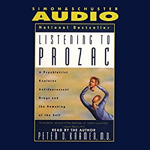 Listening to Prozac Audiobook