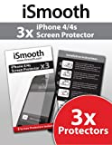 iSmooth Screen Protector for iPhone 4/ 4S