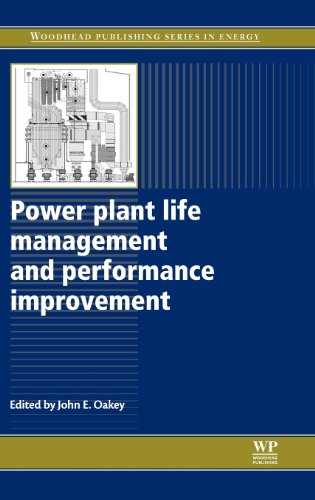Power Plant Life Management and Performance Improvement - Woodhead Publishing - 184569726X - ISBN: 184569726X - ISBN-13: 9781845697266