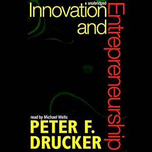 Innovation and Entrepreneurship Audiobook
