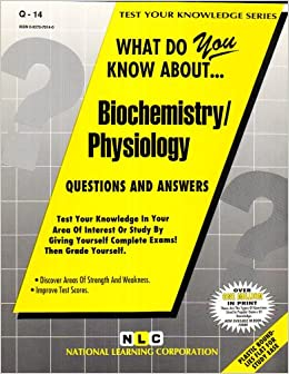 Biochemistry question and answers book