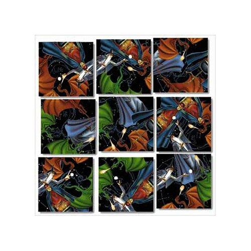 Cheap B Dazzle Wizard & Dragons Scramble Squares Puzzle 9pc (B000BTBDRY)
