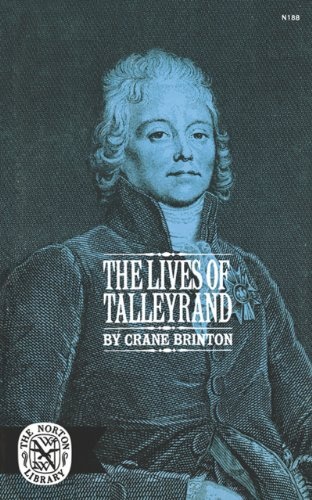 The Lives of Talleyrand