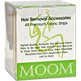 Hair Removal Premium Fabric Strips