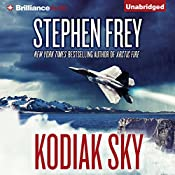 Kodiak Sky: Red Cell, Book 3 | Stephen Frey