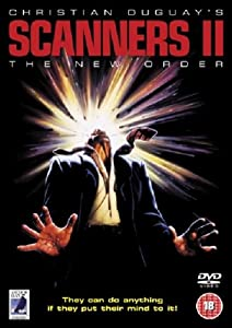 Scanners II - The New Order [1990] [DVD]