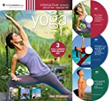 Yoga for Weight Loss (Deluxe 3 DVD set with over 30 routines)) by bodywisdom media