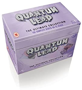 Quantum Leap - The Ultimate Collection (Repackaged) [DVD] [1989]