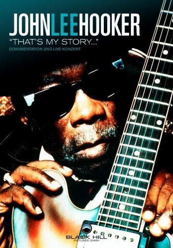 john-lee-hooker-thats-my-story-dvd