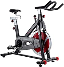 Sunny Health&Fitness Belt Drive Indoor Cycling Bike, Grey