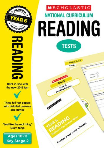 Reading Test (National Curriculum Tests)