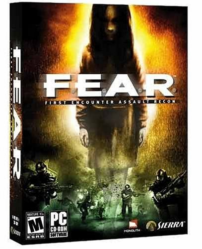 F.E.A.R.: First Encounter Assault Recon - PC