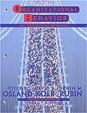 Organizational Behavior: An Experiential Approach (7th Edition)