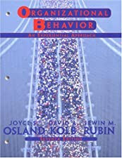 Organizational Behavior An Experiential Approach by Joyce S. Osland