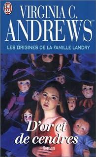 La famille Landry 05 : D'or et de cendres