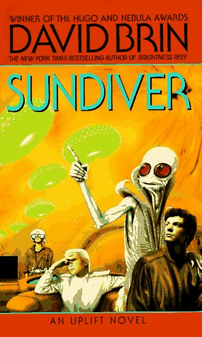 Image for Sundiver (The Uplift Saga, Book 1)