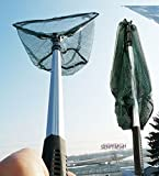 Kescher Netz Unterfangskescher Teleskop-Kescher fischerkescher