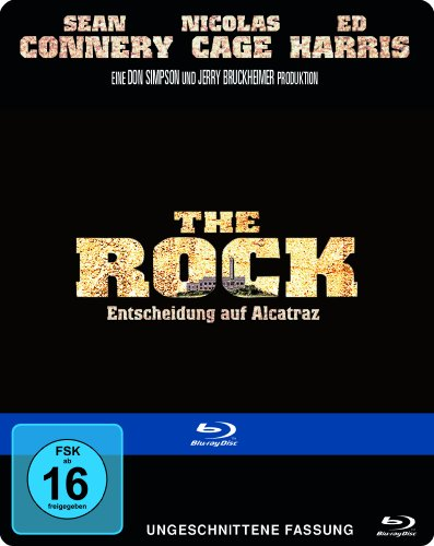 The Rock - Steelbook [Blu-ray]